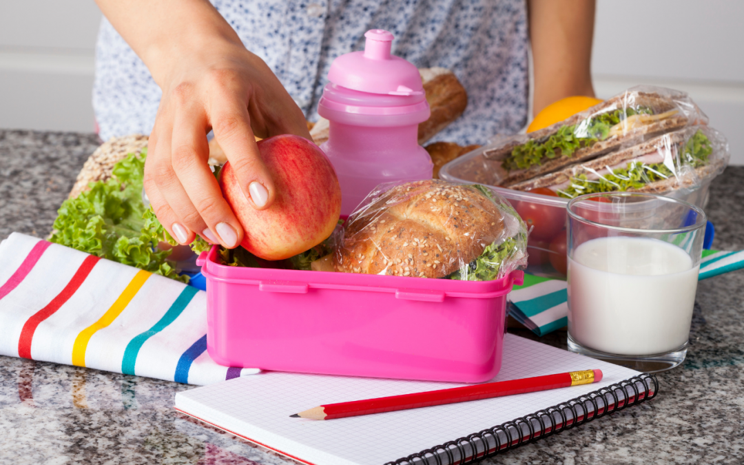4 Easy Lunchbox Ideas That Will Actually Save You Time